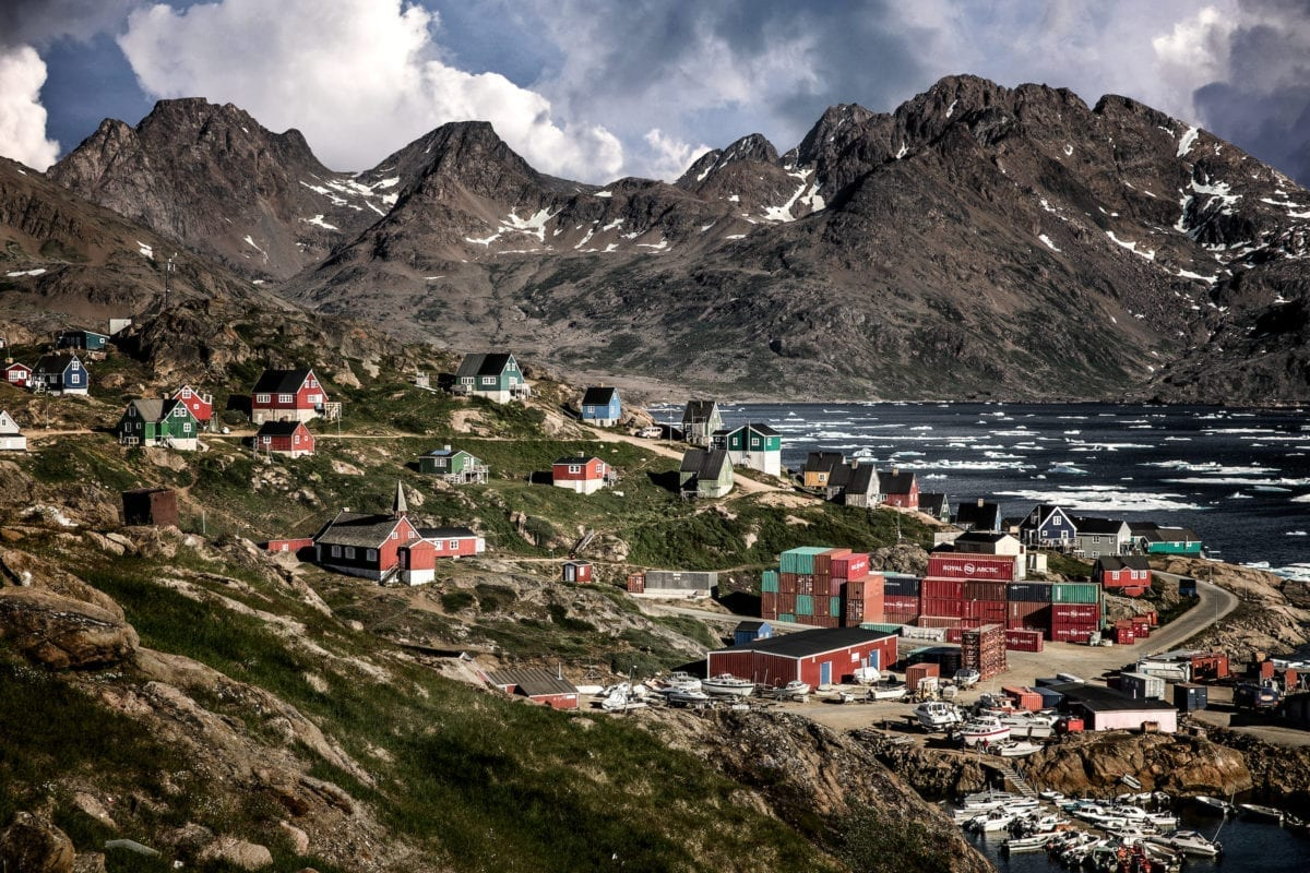Photo by Mads Pihl - Visit Greenland
