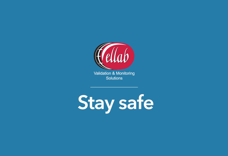 Ellab Continues to Support You