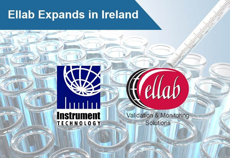 Ellab Expands in Ireland with the Acquisition of ITL
